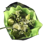 Ireland Green Centerpieces